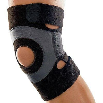 Sport Moisture Control Knee Support - Large