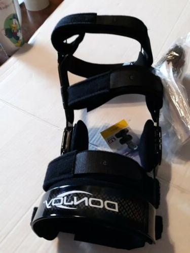 new knee brace forcepoint hinged men right