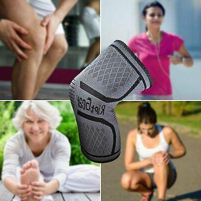 NEW! Knee Sleeve for Men and by RiptGear® - Brace