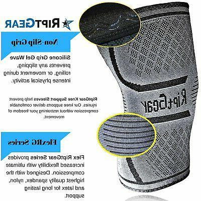 NEW! Knee Compression for by RiptGear® Brace