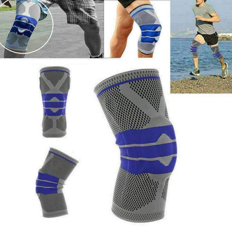 NEW Knee Sleeves Compression Brace For Joint Arthritis