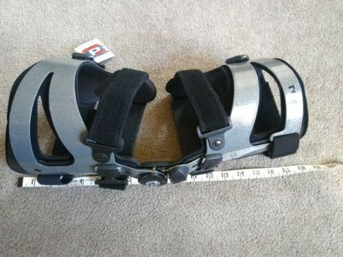 new with tag thruster legacy knee brace