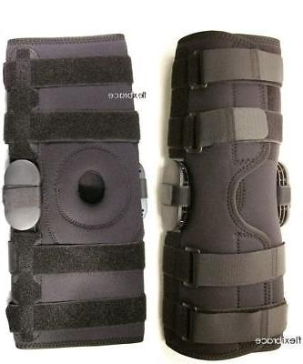 New Around Hinged Knee Support Adjustable