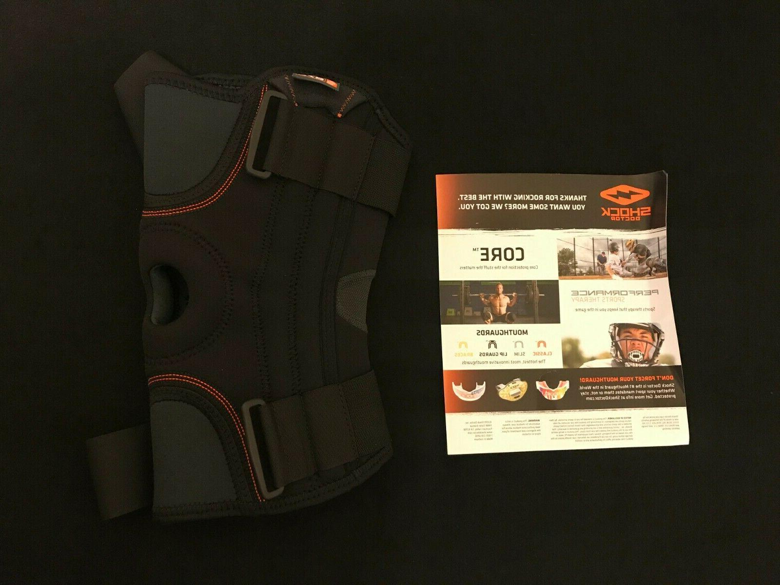 no box 870 knee stabilizer brace support