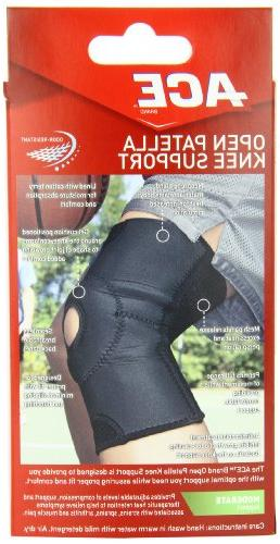 ACE Knee Support, Most Brand Braces and Money Back