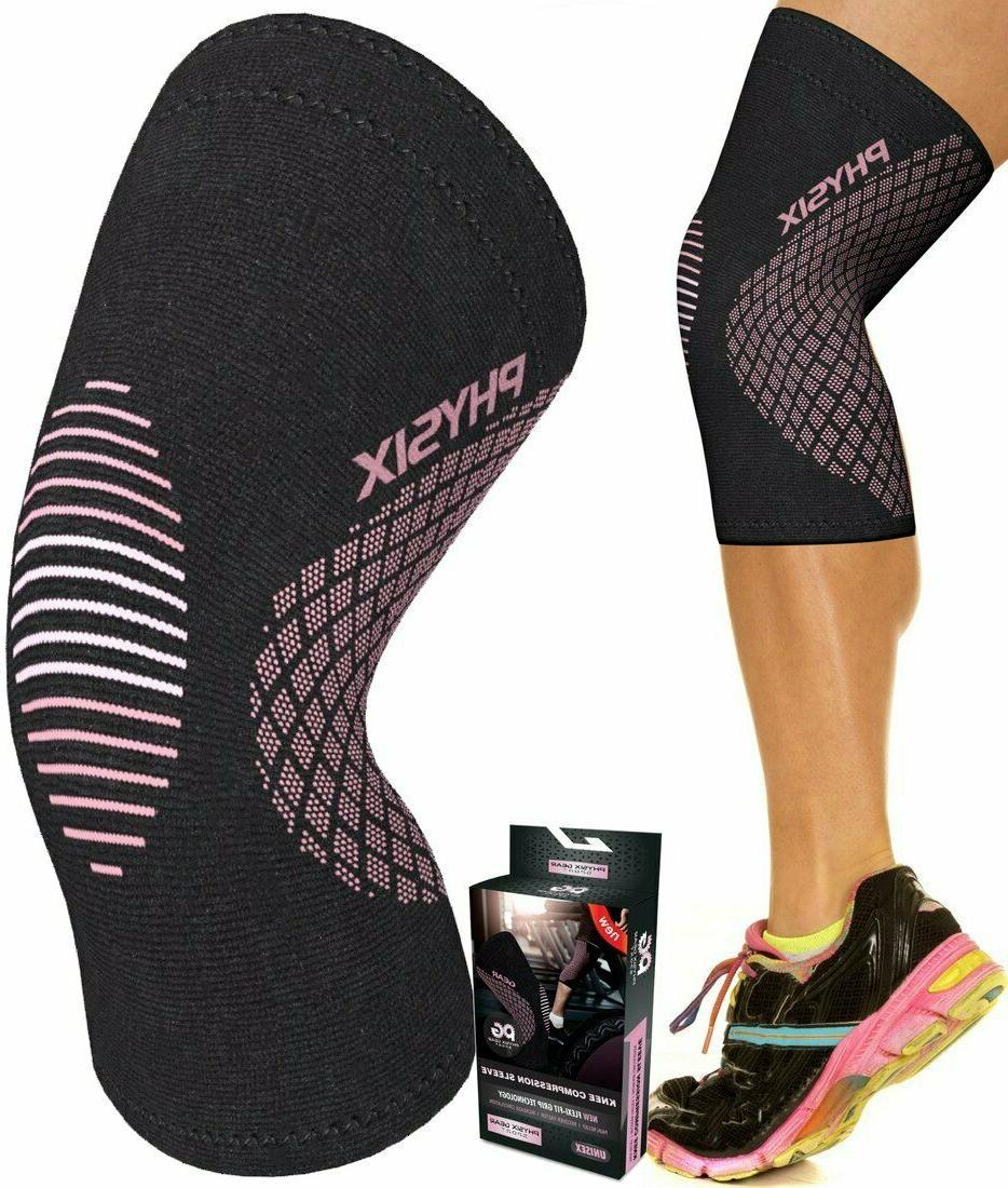 openbox knee support compression sleeve