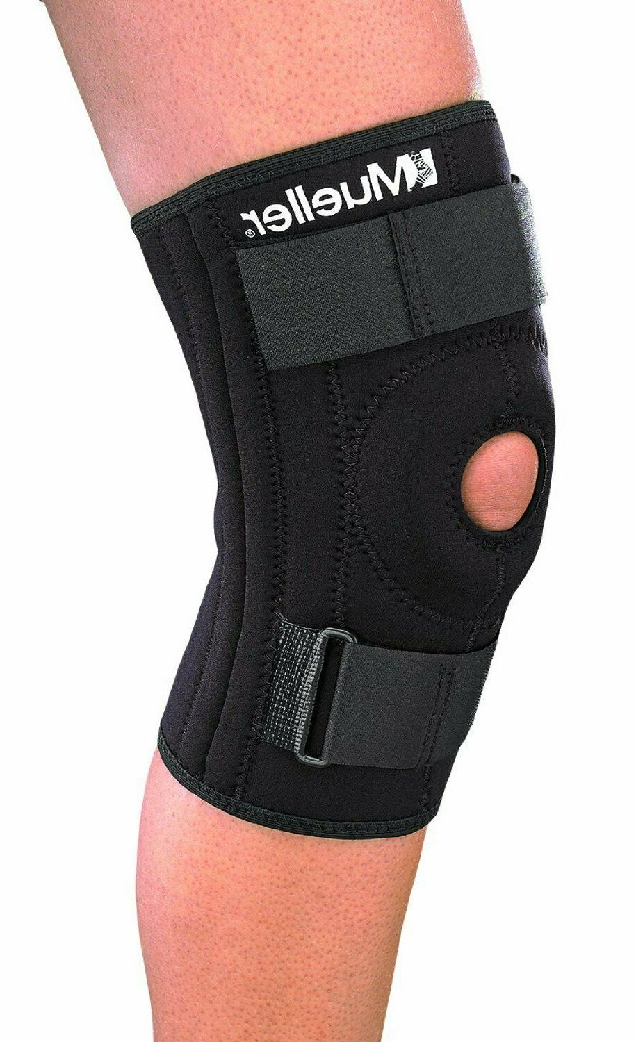 Mueller Patella Stabilizer Knee Brace with Universal Buttres