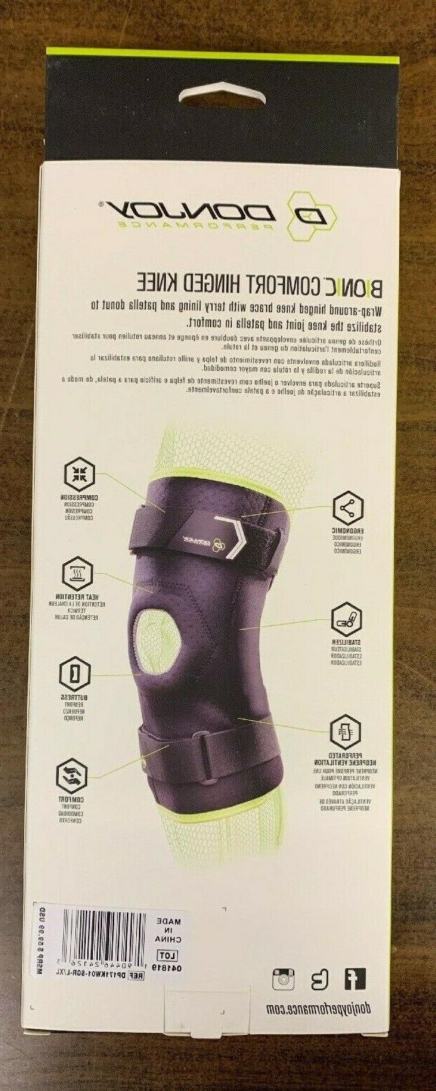 DONJOY Knee Support New