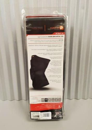 Shock Doctor Therapy Ultra Knee Level New