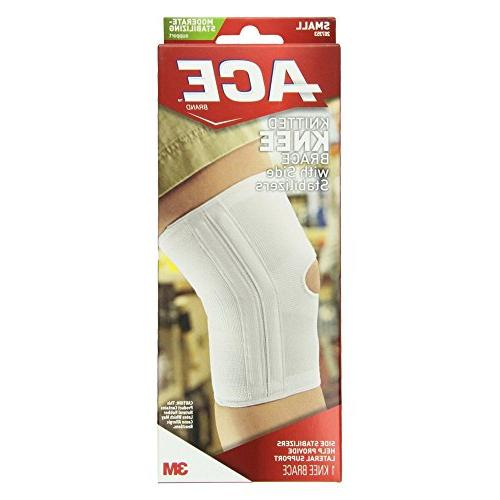 ACE Knee Brace with Side Small