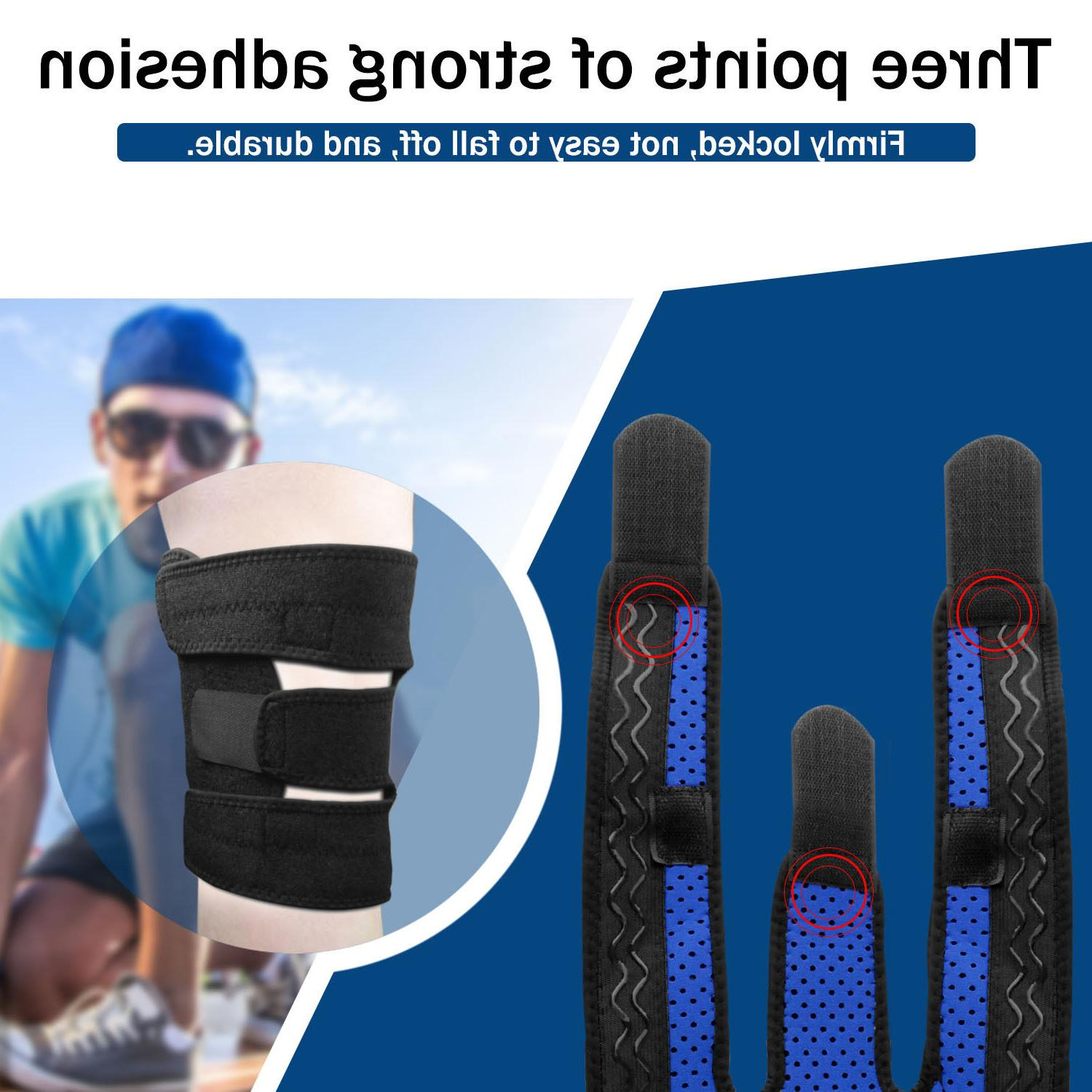Right Brace Support For Pain/Sports/Running/Gym
