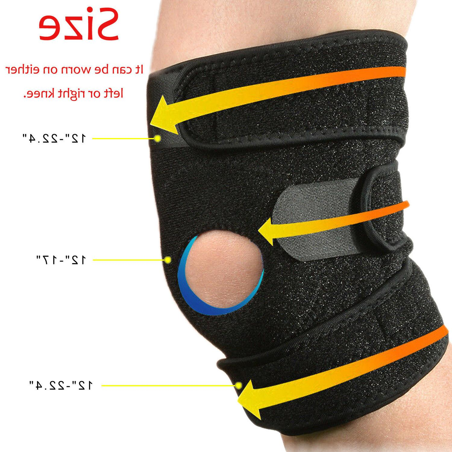 Right Left Support Stabilizer Pain/Sports/Running/Gym