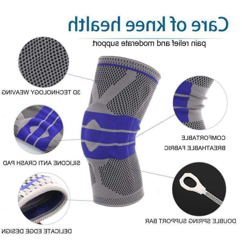 Silicone Sport Support Strong Protection Compression