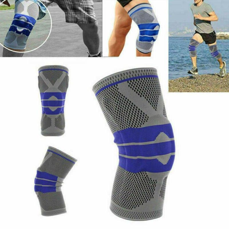 Sports Support Protector <font><b>Brace</b></font> <font><b>Knee</b></font> Pad Dance Tactical