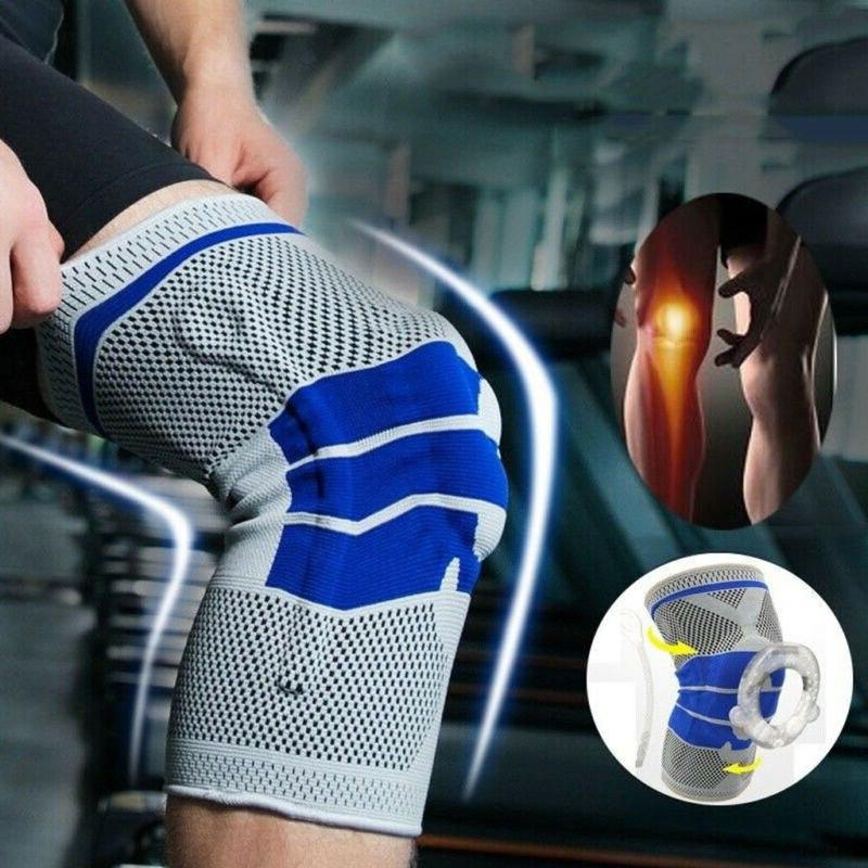 Sports <font><b>Knee</b></font> Pads <font><b>Knee</b></font> Support Protector Basketball Running <font><b>Knee</b></font> Tactical Kneecap