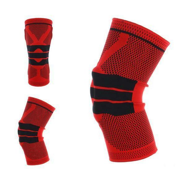 Sports Knee High Compression Padded Knee