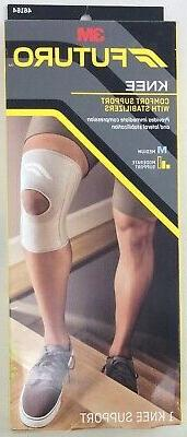 stabilizing knee support