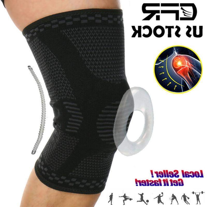 support compression knee sleeve pad best knee