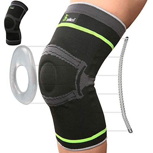 techware knee compression sleeve