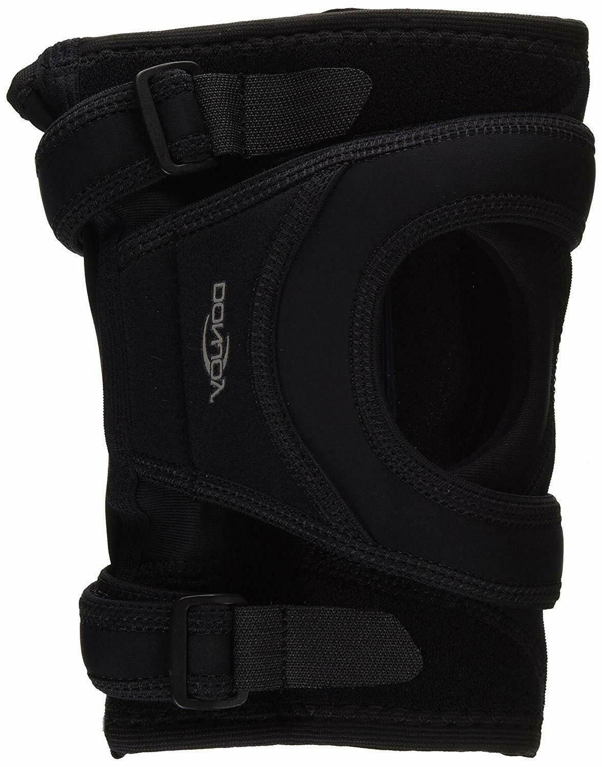 trupull lite knee support brace left leg