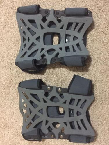 two 2 reaction web knee brace m