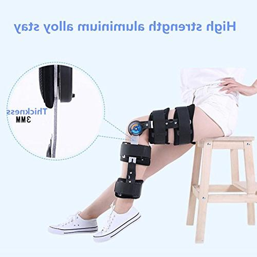 Universal Knee Support for Injury & Relieve Knee