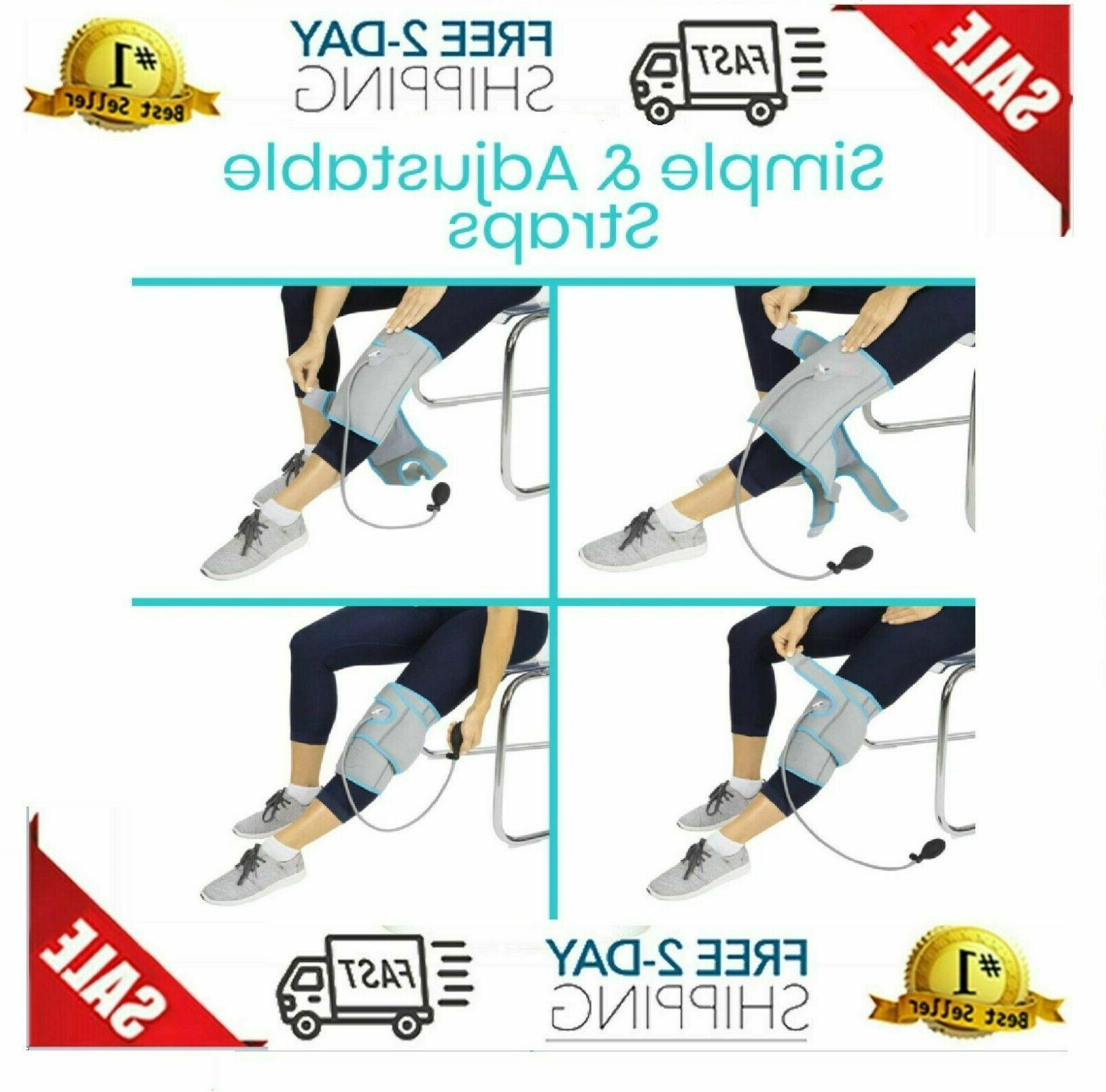 Vive Knee Wrap With Hot/Cold