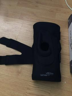 DonJoy Lateral J Patella Knee Support Brace with Hinge: Dryt