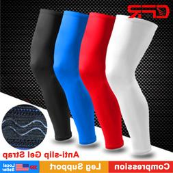 Leg Support Knee Sleeve Braces Sports Compression Support Ba