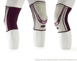 life care knee brace support plum