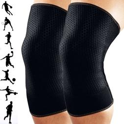 M-3XL Knee Brace Patella Support Sports Guard Protector Comp