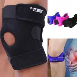Men Knee Protect Pad Brace Support Adjustable Patella Compre