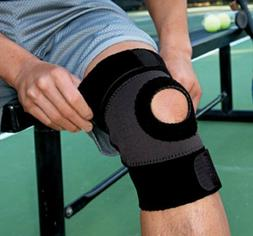 Ace Moisture Control Knee Support, Large Moderate Support -N