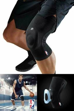 NBA Knee Brace Support Medical Compression Pad Gel Ring for