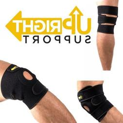 UpRight Neoprene Adjustable Knee Stabilizing Brace