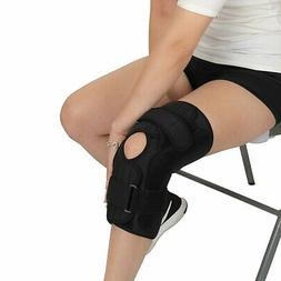 NEW Bariatric Open Patella Plus Size Hinged Knee Brace for M