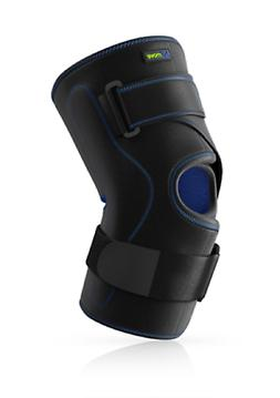 New - Composite Polycentric Powercentric Hinged Knee Brace