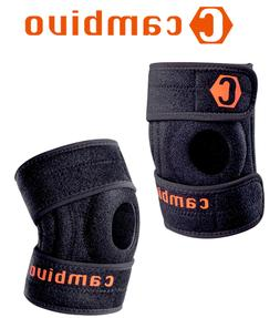 CAMBIVO - NS30 Knee Brace  Open-Patella Support for Torn Men