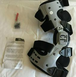 Comfortland OA Knee Brace - Left- Black Orthopedics Support