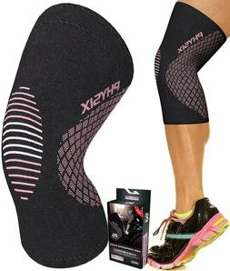 OpenBox Knee Support Compression Sleeve for Men Women & Kids