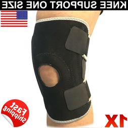 patella elastic knee brace fastener support guard