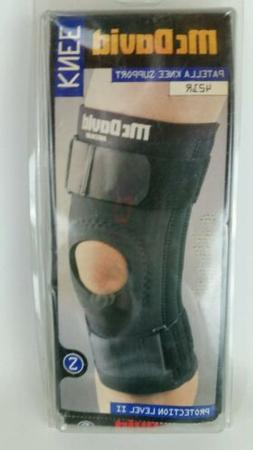Patella Knee Support Brace Spring Steel Stays Small McDavid