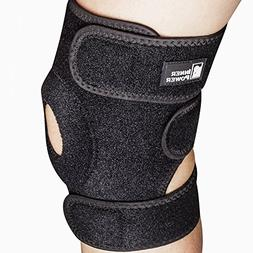Patella Stabilizing Knee Sleeve Support by InnerPower | Comf