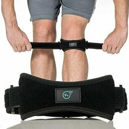 Patella Strap Knee Brace Support for Arthritis, ACL, Running