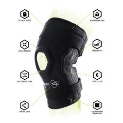 DonJoy Performance Bionic Knee Brace - Black XL