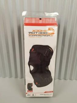 Shock Doctor Performance Sports Therapy Ultra Knee Brace Lev
