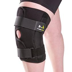 BraceAbility Plus Size 4XL Bariatric Knee Brace-4XL