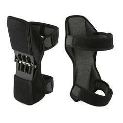 Power Lift Joint Support Knee Brace Pad Rebound Spring Force