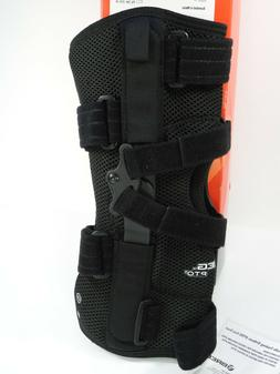 Breg PTO Orthopedic Air Mesh Knee Brace Patella Stabilizing