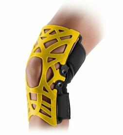 reaction knee brace yellow xl xxl web